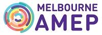 Melbourne AMEP Logo