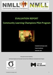 CLC evaluation report October 2014 -Thumbnail