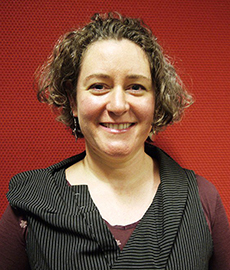 Catherine Lander (Secretary)
