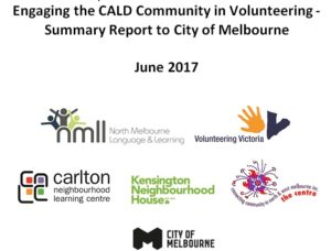Engaging the CALD Community in Volunteering -Thumbnail